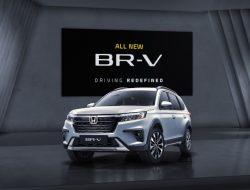 All New Honda BR-V Hadir Memadukan Ketangguhan SUV Dengan Kenyamanan kabin dan Fungsionalitas MPV