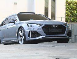 New Audi RS 4 Avant: Wagon Mewah Paling Bertenaga